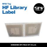 Tag da biblioteca da freqüência ultraelevada de ISO18000-6c para a segurança de arquivos