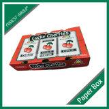De alta calidad caja de cartón de embalaje de plátano, la fruta fresca corrugado caja de empaquetado (FP0200010)