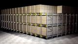 China-Hersteller-Doppelventilkegel-Racking für Kaltlagerung