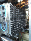 Máquina elevada da injeção da pré-forma do animal de estimação de Effeciency da cavidade de Demark Ipet400/5000 72