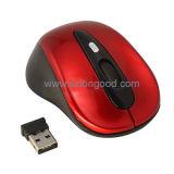 2.4G de Draadloze Optische Muis van USB voor Laptop van PC
