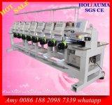 Máquina del bordado de la aguja de la pista 15 de Holiauma ocho/máquina del bordado del ordenador de la ropa de la camiseta del casquillo