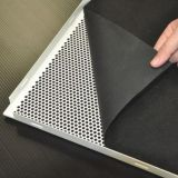 ISO alta calidad falso techo de aluminio perforado con Falso Estilo
