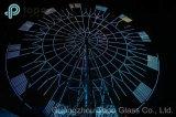 Ambos lados recubierto Templable anti-reflectante Ferris Wheel vidrio (AR-TP)