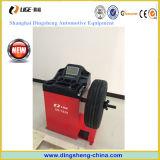 Gummireifen-balancierende Maschine, Präzisions-Ausgleich mit Cer-Bescheinigung Ds-7100