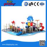 Unterhaltungs-im Freienspielplatz-Plastikspielplatz scherzt Innenspielplatz-kreative Spielzeuge