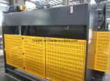 Frein hydraulique de presse de commande numérique par ordinateur de marque de Hreger avec le contrôleur de Delem