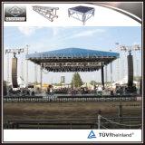 Im Freienkonzert-Stadiums-Dach-Binder-Entwurf