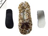 3つのカラー女性のヒョウの屋内靴(RY-SL1612)