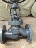 Robinet d'arrêt sphérique d'acier inoxydable (PY40, dn50, dn80, dn100) fabriqué en Chine Alilbaba dans le Russe