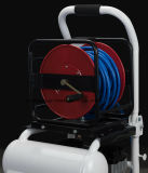 Компрессор воздуха Tat-2518hn Oil- свободно молчком 1.5HP Manumotive (бак 1.5HP 18L твиновский)