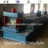Guardrail de alta velocidade que faz o rolo que dá forma à máquina