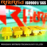 UHF 세탁물을%s 풀그릴 저항 RFID 꼬리표