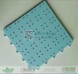 耐久のプラスチックインラインホッケーの床かホッケーのタイル