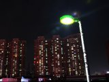 Luz decorativa solar Integrated do diodo emissor de luz para o jardim, estrada, parque
