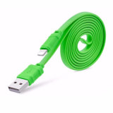 Het laden van de Kabel van de Transmissie van Gegevens USB voor iPhone