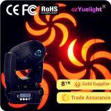 2016년 Yuelight 4in1 150W LED 광속 반점 세척 이동하는 맨 위 빛