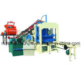 Bloc de Qt4-15c T faisant à machine la machine de fabrication de brique concrète automatique
