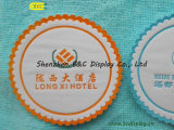 Absorberende Coaster, Coffee Matt, Beer Coaster met SGS, FDA (b&c-G007)