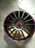 Roues bon marché F8660 de reproduction et de marché des accessoires -- 5 RIM de roue d'alliage de véhicule