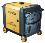 De Generator Ig6000/Ig6000h van de Omschakelaar van de Benzine van Kipor 6kVA