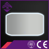 Jnh181 dirigem espelho de vaidade leve diodo emissor de luz fixado na parede do banheiro da decoração