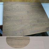 カシによって/Solidの堅材のフロアーリングの/Oakの設計される木製の床張りの木製のフロアーリング