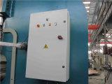 Maquinaria de dobra da placa Wc67y-125X4000 de aço