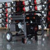 Bisonte (China) 50/60Hz  El aire caliente del movimiento del cobre 4 de la venta el 100% refrescó 220V &#160 silencioso; Portable de la gasolina del generador de 6kw 6kVA