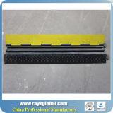Protetor do cabo da rampa do cabo de 2 canaletas com Ce