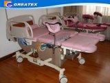 De elektrische FDA van Ce van het Ziekenhuis van de Bedden van de Levering van de Arbeid van Motoren Linak Apparatuur van de Stoel van de Gynaecologie (GT-OG802)