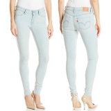 女性のデニムのLeggingのカスタム方法細いジーンのズボン