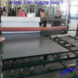 De Oorsprong van China Spiegel van de 3 - 6 mm de Dikke Vinyl Gesteunde Veiligheid met Kat I en Kat II Film voor Schuifdeur, Kabinetten, de Schuifdeuren van de Garderobe