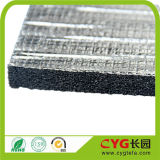 L'usine vendent directement l'isolation thermique de mousse ignifuge de polyéthylène avec le papier d'aluminium