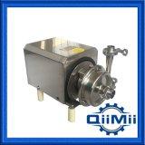 Pompe centrifuge sanitaire Stainelss Pompe en acier 304 / 316L