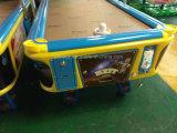 2015 [أترإكس] [إإكسبو] ترقية عالميّة فراغ تسلية [غم مشن] هواء لعبة هوكي طاولة أطفال كون هواء لعبة هوكي عملة يشغل آلة