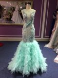 Новый образец платья вечера прибытия 2017 реальный
