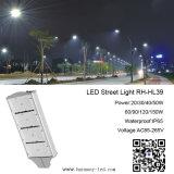 Lâmpada de rua da estrada do diodo emissor de luz do poder superior 120W IP65
