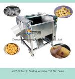 Mstp-80商業魚スケールピーラー、ポテトまたはにんじんの皮の洗濯機
