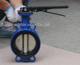 Клапан-бабочка вафли с диском CF8 (D71X-10/16)