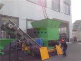 Máquina usada do shredder da película plástica para recicl a linha