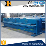 Hydraulic 4m Metal Cutting Machine