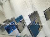 Дверь Frameless стеклянная струбцина стекла ванной комнаты 180 градусов