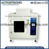 Fio incandescente Autostrong equipamento de teste de inflamabilidade teste / Máquina de teste