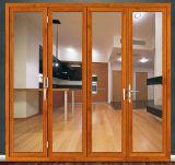 Empilar la puerta deslizante para la casa