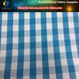 Polyester+Cotton 셔츠를 위한 털실에 의하여 염색되는 검사 직물