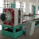 Mangueira diferente do metal dos diâmetros corrugada dando forma à máquina
