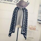 Sjaals van het Kasjmier van de Sjaal van de Plaid van de manier de Vrouwelijke Nieuwe Lange Imitatie