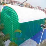 Tenda di campeggio gonfiabile esterna chiusa ermeticamente di evento del partito per fare pubblicità