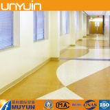 Revestimento do rolo do PVC, prancha do vinil, tratamento UV, assoalho impermeável do vinil